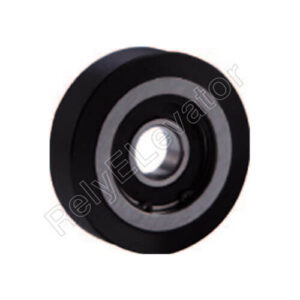 LG Sigma Step Chain Roller 80 X 22 6204-2RS