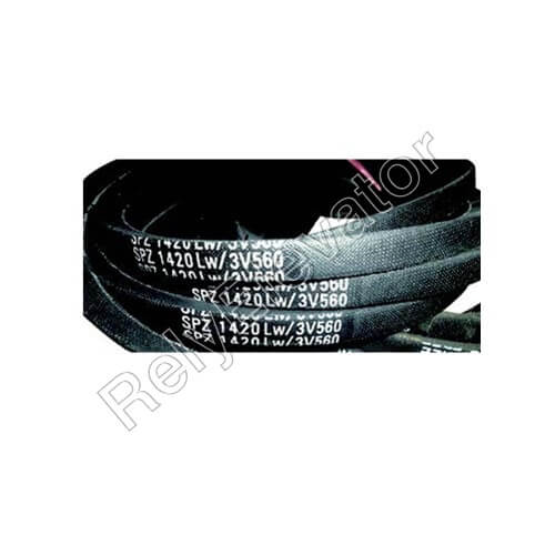 Mitsubishi Drive Belt J Type SPZ 1420 LW 3V 560 1420L