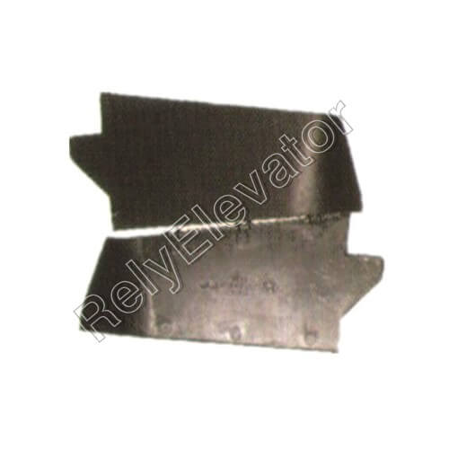 Otis 506NCE Deflector Guard,Outside GAB384JY4