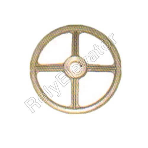 Otis DAA265L12 Friction Wheel
