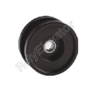 Otis GAA456DH1 Handrail Roller Black