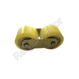 Otis Handrail Roller Two Piece With Link