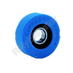 Otis R270050 Express Step Roller Blue Φ70z 25mm 6204