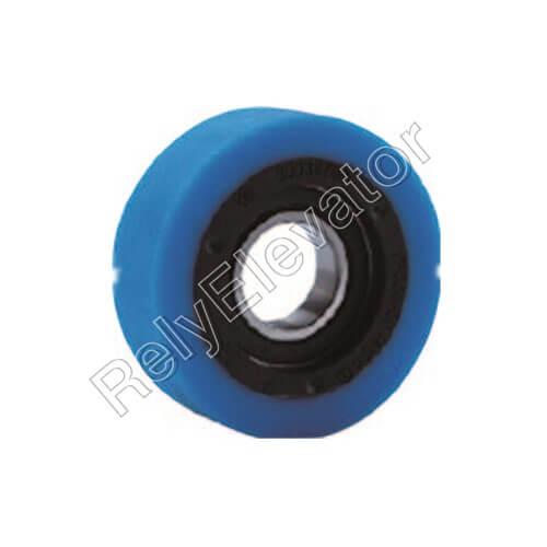 Otis XOA4680MAC Step Roller Φ76 X 25mm 6006-2RS