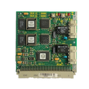Schindler 53F117 PC Board 590865
