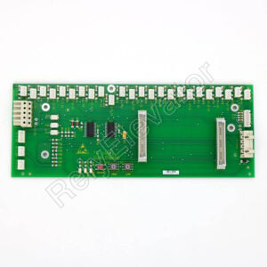 Schindler 53F135 PC Board 590868
