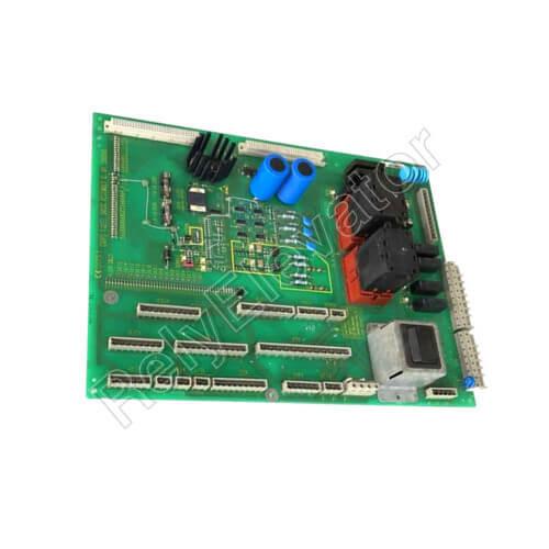 Schindler Power Supply PC Board 590840