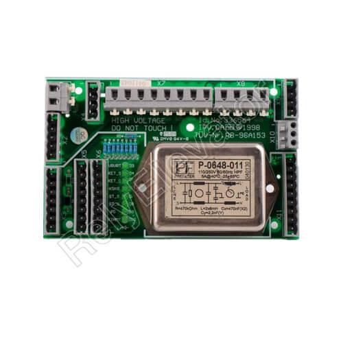 Schindler RB98A 153 V30 PC Board 336564
