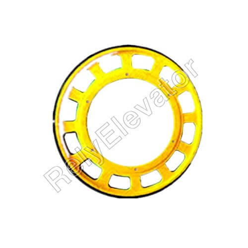 Sjec Fraction Wheel Φ587x30mm