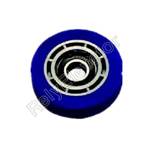 Sjec Step Chain Roller Φ100x25mm 6206 ID20