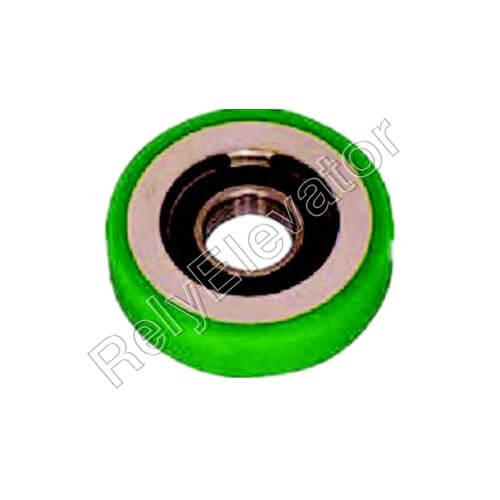 Sjec Step Chain Roller Φ100x25mm 6206 ID30