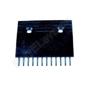 Toshiba Comb Plate 115mm